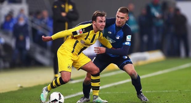 Прогноз и ставка на матч Хоффенхайм - Боруссия (Дортмунд) 22 сентября 2018