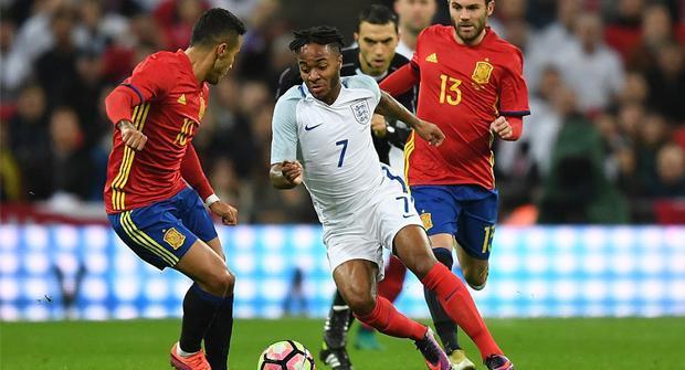 Англия – Испания прогноз