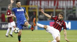 Прогноз и ставка на матч Сассуоло – Милан 30 сентября 2018