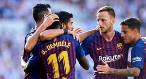 Прогноз и ставка на матч Леганес — Барселона 26 сентября 2018