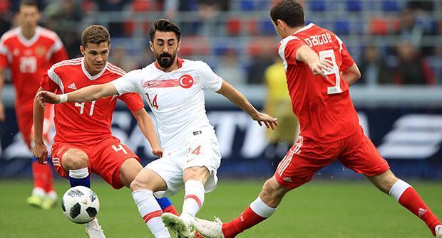 Прогноз и ставка на матч Турция – Россия 7 сентября 2018