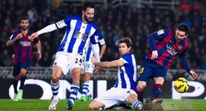 Прогноз и ставка на матч Реал Сосьедад — Барселона 15 сентября 2018