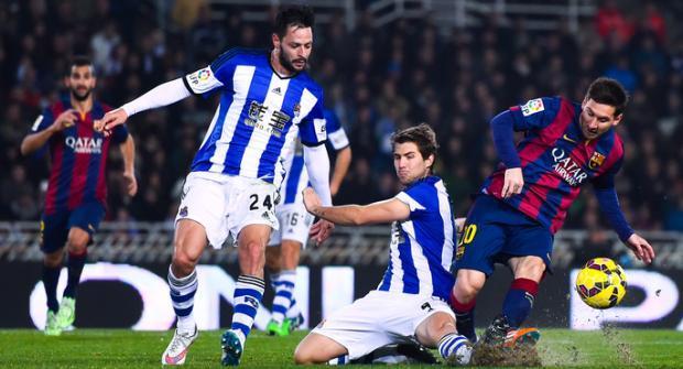 Прогноз и ставка на матч Реал Сосьедад - Барселона 15 сентября 2018