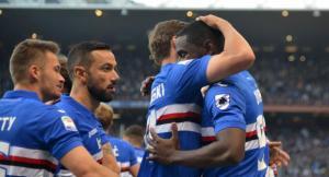 Прогноз и ставка на матч Сампдория – Наполи 2 сентября 2018