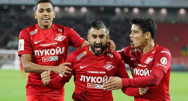 Спартак — Ростов и еще два футбольных матча: экспресс дня на 30 сентября 2018