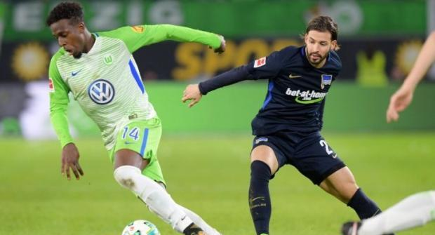 Прогноз и ставка на матч Вольфсбург - Герта 15 сентября 2018