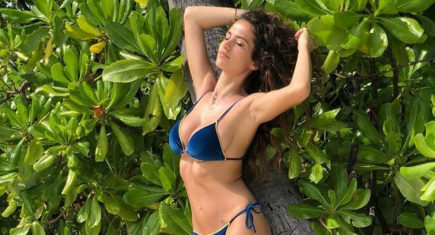Джессике Мелена — итальянская модель и подруга Чиро Иммобиле