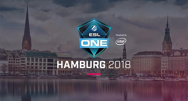 Превью и ставки на ESL One Hamburg 2018