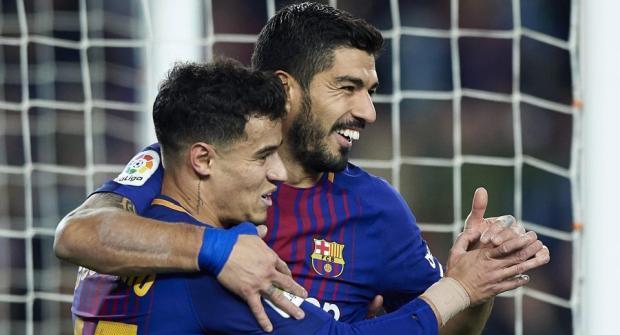 Барселона — Интер и еще два футбольных матча: экспресс дня на 24 октября 2018