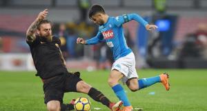 Прогноз и ставка на матч Наполи – Рома 28 октября 2018