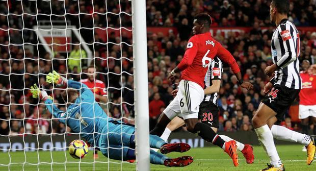 Прогноз и ставка на матч Манчестер Юнайтед – Ньюкасл 6 октября 2018