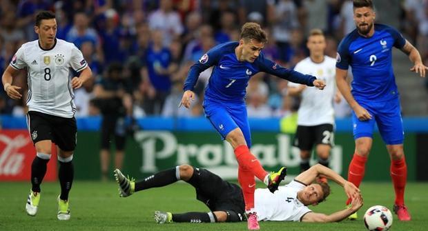 Прогноз и ставка на матч Франция – Германия 16 октября 2018