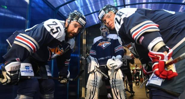 Металлург — Салават Юлаев и еще два хоккейных матча: экспресс дня на 16 октября 2018