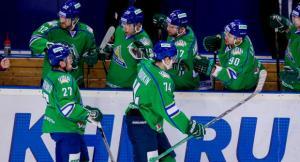 Салават Юлаев — Трактор и еще два хоккейных матча: экспресс дня на 11 октября 2018