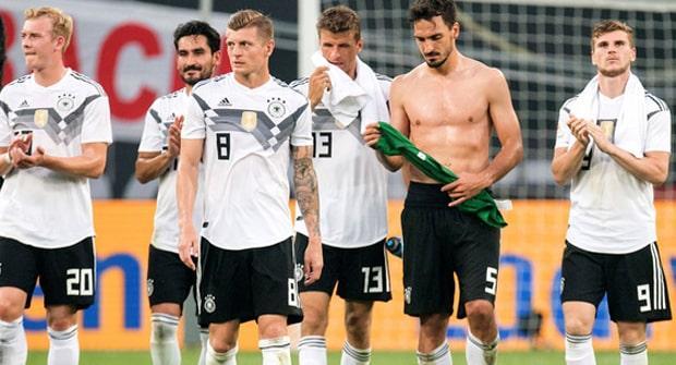 Прогноз и ставка на матч Германия – Россия 15 ноября 2018