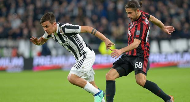 Прогноз и ставка на матч Милан – Ювентус 11 ноября 2018