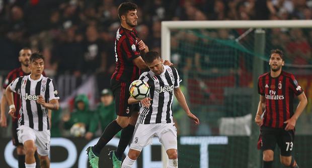 Милан – Ювентус ставка
