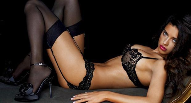 Адриана Лима — бразильская модель