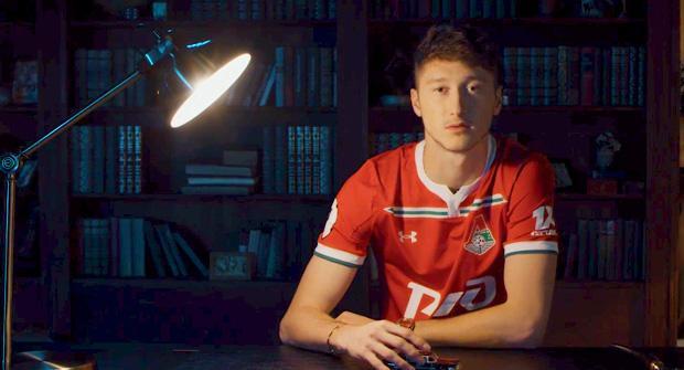 Миранчук, Дзюба и Газинский снялись в рекламе «1хСтавки»