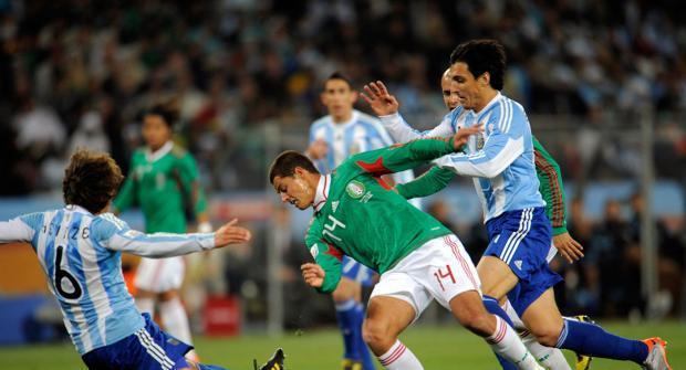 Прогноз и ставка на матч Аргентина - Мексика 17 ноября 2018