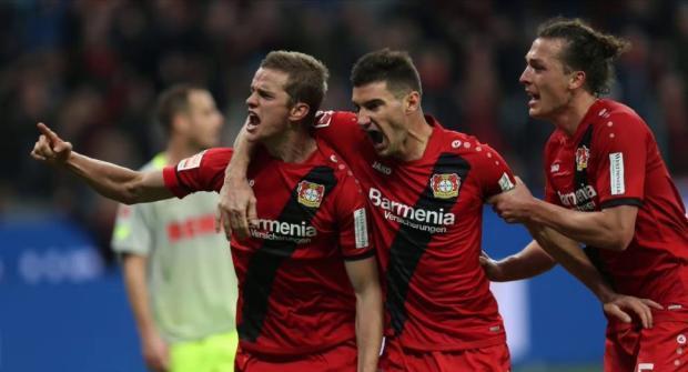 Байер — Штутгарт и еще два футбольных матча: экспресс дня на 22 ноября 2018