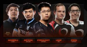 CompLexity Gaming – Royal Never Give Up