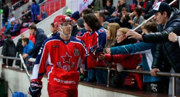 ЦСКА — Сочи и еще два хоккейных матча: экспресс дня на 21 ноября 2018
