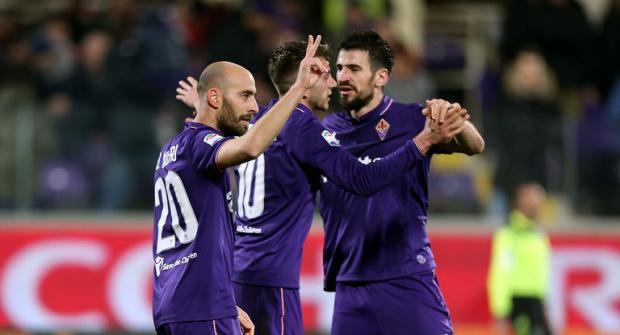 Прогноз и ставка на игру Фиорентина – Рома 3 ноября 2018