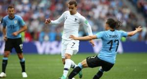 Прогноз и ставка на матч Франция — Уругвай 20 ноября 2018