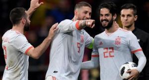 Прогноз и ставка на матч Испания — Босния 18 ноября 2018