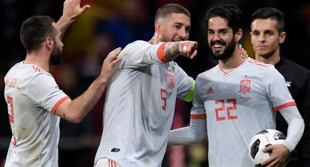 Прогноз и ставка на матч Испания - Босния 18 ноября 2018