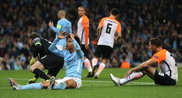 Прогноз и ставка на матч Манчестер Сити - Шахтер 7 ноября 2018