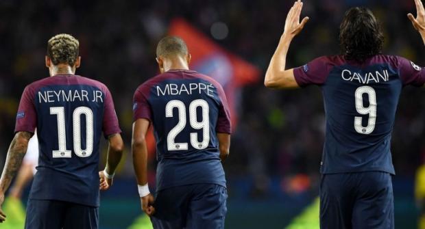 ПСЖ — Лилль и еще два футбольных матча: экспресс дня на 2 ноября 2018
