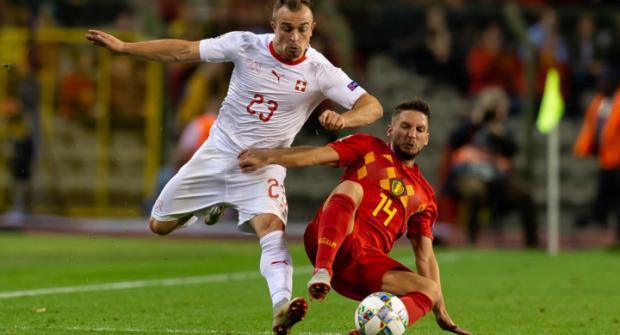 Прогноз и ставка на матч Швейцария – Бельгия 18 ноября 2018