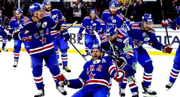 СКА — Металлург и еще два хоккейных матча: экспресс дня на 18 ноября 2018