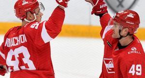 Спартак — Металлург и еще два хоккейных матча: экспресс дня на 12 ноября 2018