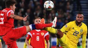 Прогноз и ставка на матч Швеция – Россия 20 ноября 2018
