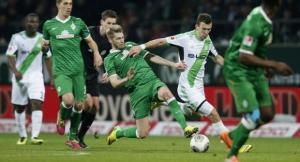 Прогноз и ставка на матч Вердер — Боруссия (Менхенгладбах) 10 ноября 2018