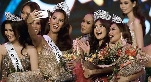 Названы фавориты конкурса Мисс Вселенная 2018