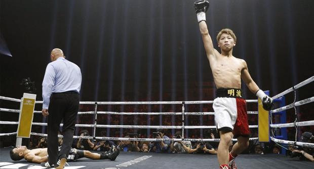 Букмекеры: второй сезон боксерской Суперсерии выиграет Наоя Иноуэ