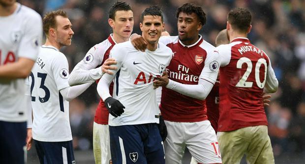 Арсенал тоттенхэм статистика последние матчи