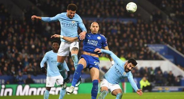Лестер – Манчестер Сити прогноз