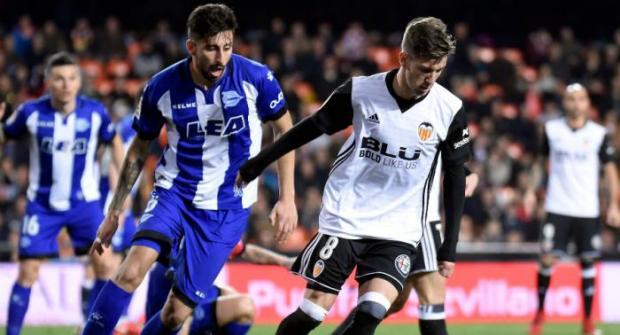 Прогноз и ставка на матч Алавес - Валенсия 5 января 2018