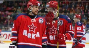 Прогноз и ставка на игру ЦСКА – Авангард 6 декабря 2018