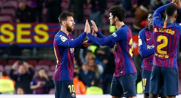 Прогноз и ставка на матч «Эспаньол» – «Барселона» 8 декабря 2018