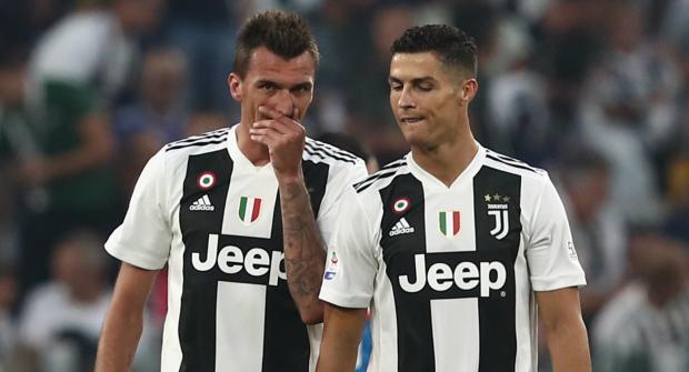 Ювентус — Интер и еще два футбольных матча: экспресс дня на 7 декабря 2018