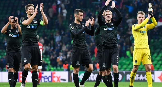 Прогноз и ставка на матч Краснодар – Ростов 5 декабря 2018