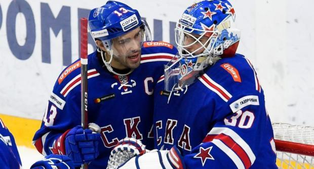 СКА —АкБарс и еще два хоккейных матча: экспресс дня на 6 декабря 2018