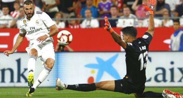 Прогноз и ставка на матч Реал Мадрид – Жирона 24 января 2019
