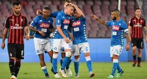 Прогноз и ставка на матч Милан – Наполи 26 января 2019